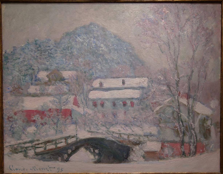 Art Institvte Chicago Claude Monet