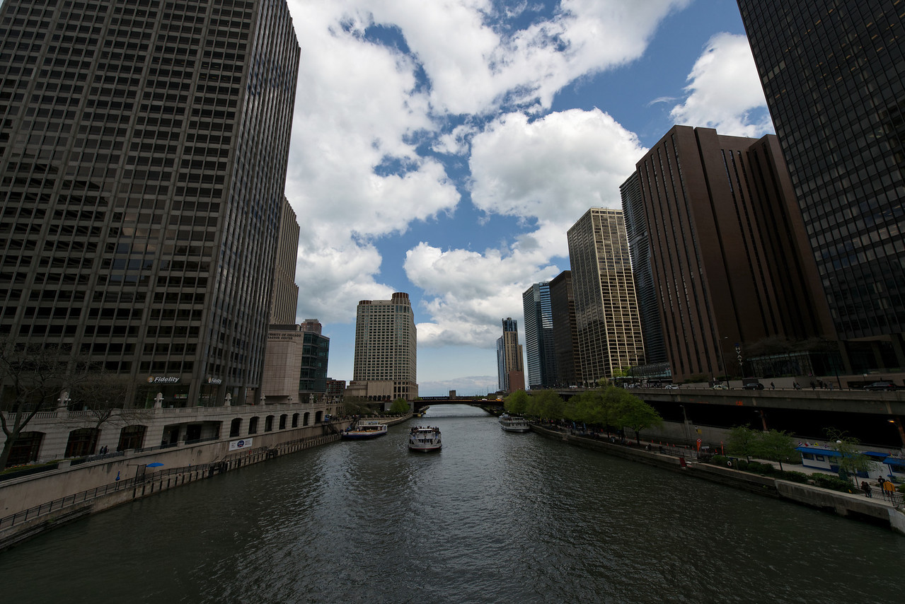 The Magnificent Mile.