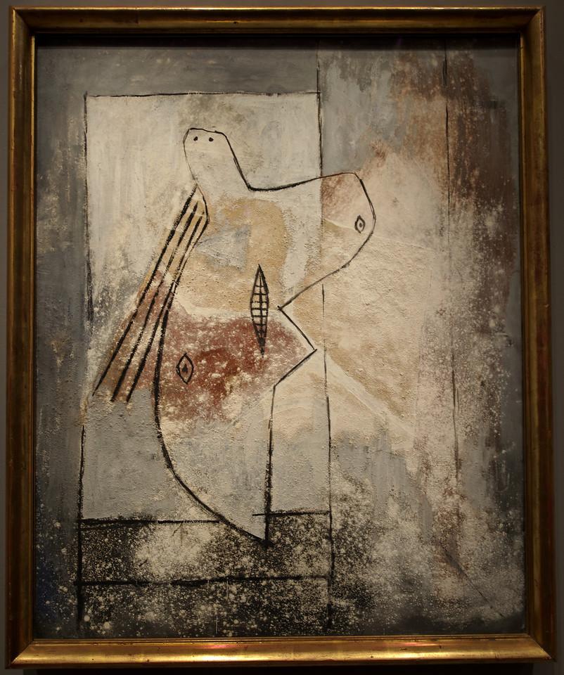 "Art Institvte Chicago Pacaso ""Head"" 1927"