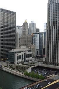 The Swissotel, Chicago.