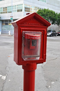 another vintage fire alarm