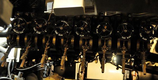 torpedo tube controls
