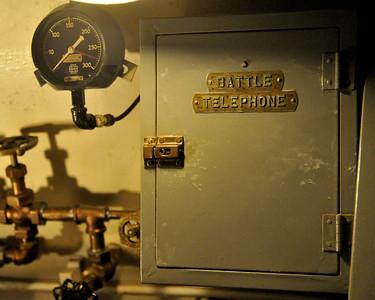 the battle telephone