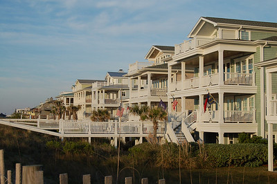 Wrightsville beachfront