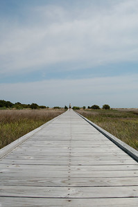 Boardwalk on the Basin trail
