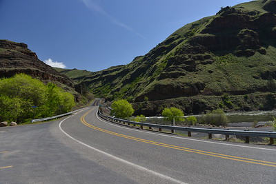 Rattlesnake Canyon Road, Id