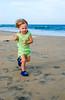 lauren serious beach running avon