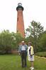 howard and maryann at lighthouse