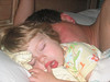 lauren sleeping with daddy