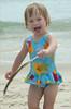 lauren big smile feather avon beach