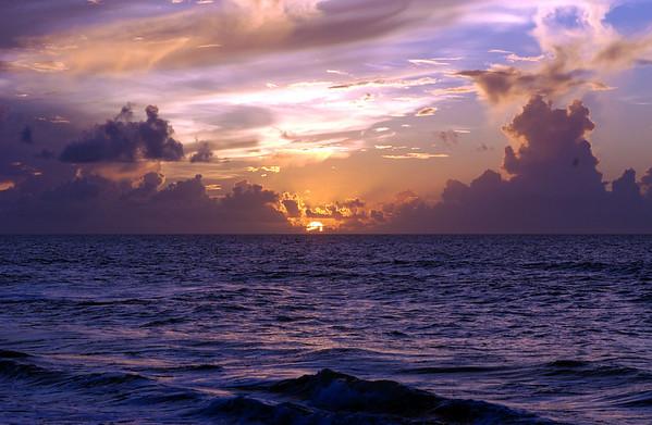 sun up avon beach 2