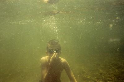 2006 Vacation - Blueberry Point, Sebago ME