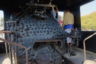 HDR Train Boiler