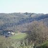 More Tuscan hills between Radda and Gaiole.