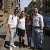 Look who we ran into! Joaquim & Isolde from Castello di Verrazzano the day before.