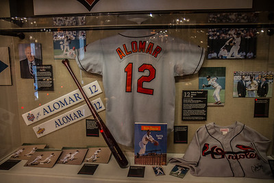 Baltimore Sports Legends Museum At Camden Yards