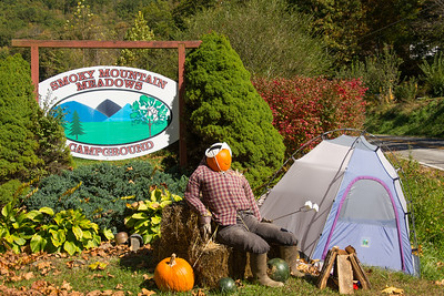 Smoky Mountain Meadows Campground Near Blue Ridge Parkway