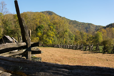 Blue Ridge Parkway Mountain Farm Museum