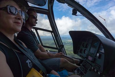 Na Pali coast Helocopter ride
