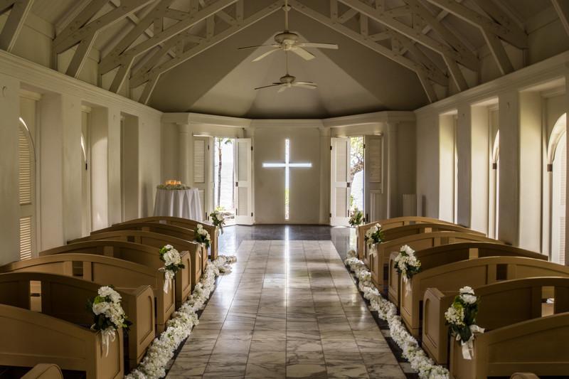 Chapel at the Sheraton Kona