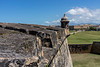 Nearly 500 year old sentry box and fortification