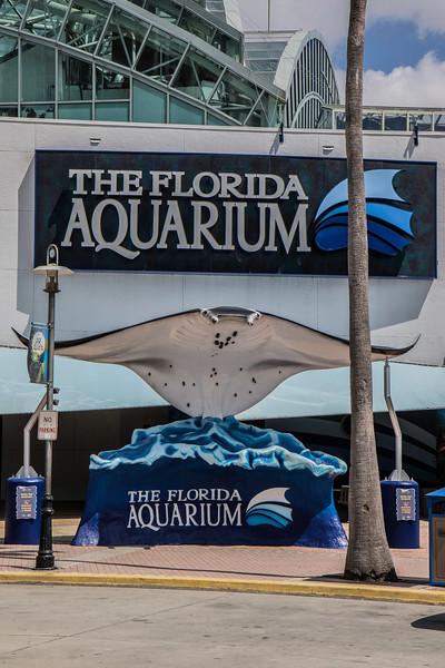 9-18-15 Florida Aquarium
