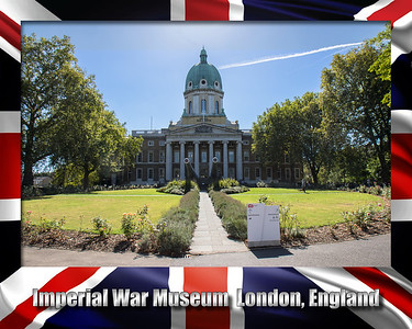 Day 1: London, Imperial War Museum