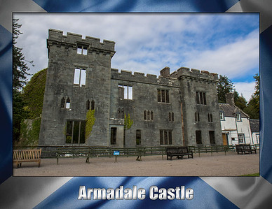 Day 10: Armadale Castle