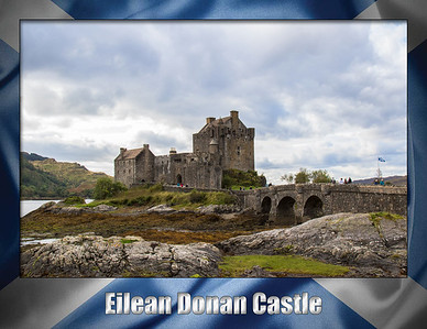 Day 10: Eilean Donan Castle