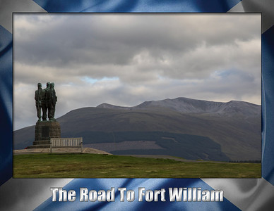 Day 10: The Road To Fort William
