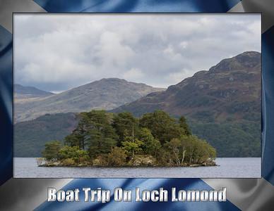 Day 11: Boat Trip On Loch Lomond