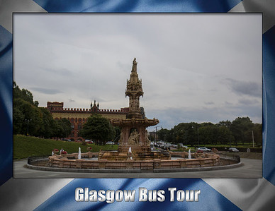 Day 11: Glasgow Bus Tour