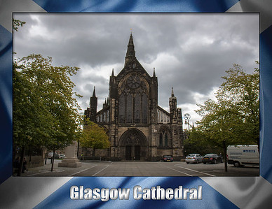 Day 11: Glasgow Cathedral