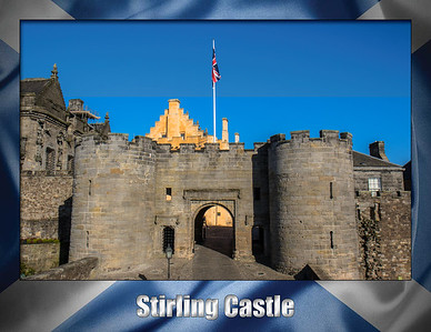 Day 12: Stirling Castle