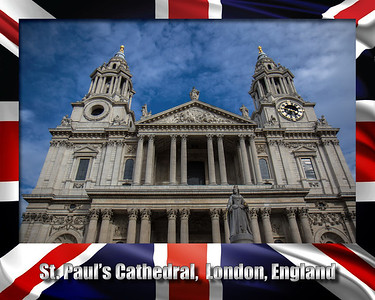 Day 2: St. Paul's Cathedral