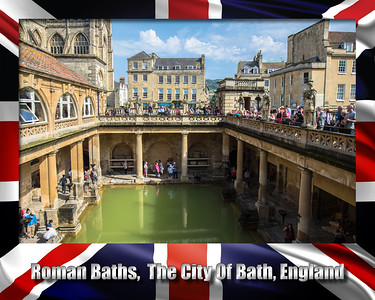 Day 3: Roman Baths