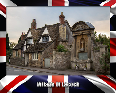 Day 3: The Village Of Lacock