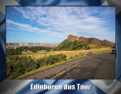 Day 6: Edinburgh Bus Tour