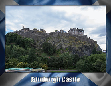 Day 6: Edinburgh Castle