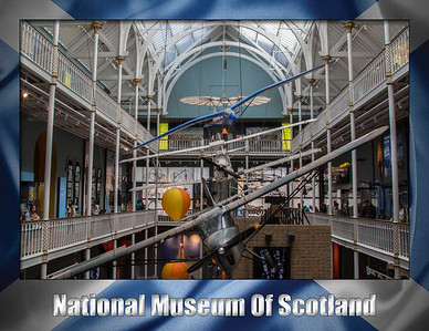 Day 7: National Museum Of Scotland
