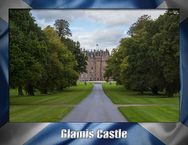Day 8: Glamis Castle