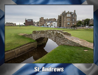 Day 8: St. Andrews