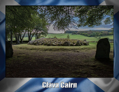 Day 9: Clava Cairn