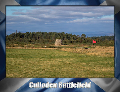 Day 9: Culloden Battlefield