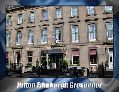 Hilton Edinburgh Grosuenor