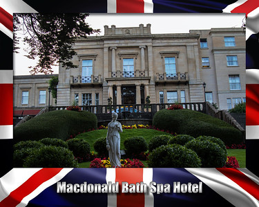 Macdonald Bath Spa Hotel, City Of Bath