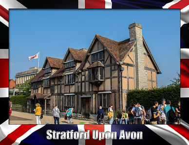 Day 4: Stratford Upon Avon