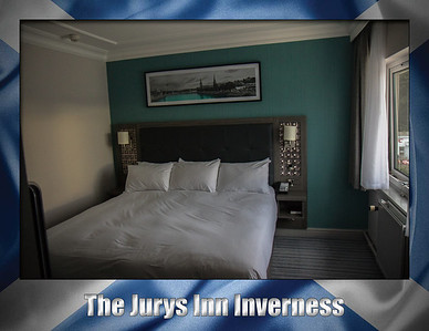 The Jurys Inn Inverness