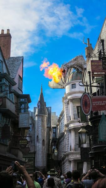 Day 3: Universal Studios Orlando