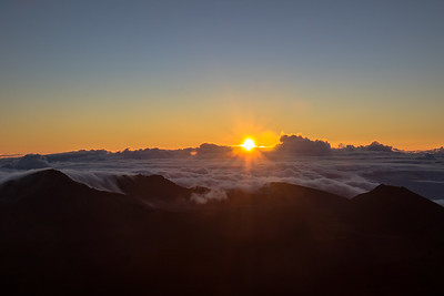 Day 4: Sunrise At Haleakala Volcano National Park With Maui Mountain Cruisers